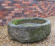 UKAA Buy and Sell Antique Garden Hand Carved Stone Troughs