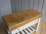 Genuine Butchers Block Tops & Bases are sold at UKAA