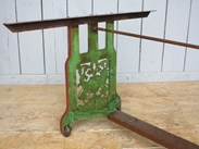 UKAA Buy and Sell Garden and Kitchen Antique Salvaged Cast Iron Table Bases