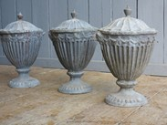 Garden Antiques and Finials are available to buy at UKAA