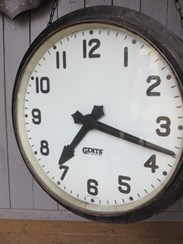 Industrial factory clocks for sale at UKAA