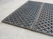 Reclaimed Salvaged Second Hand Old Cast Iron Grate Covers To Buy At UKAA