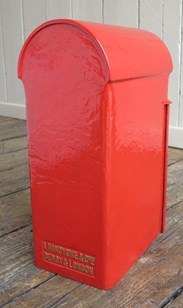 Genuine Edward Cast Iron Post Boxes Are Available at UKAA