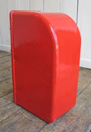 Original Cast Iron Post Boxes and Letter Boxes For Sale