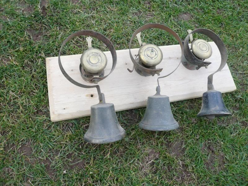 Servants Bell Board