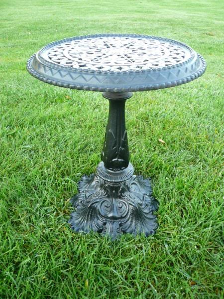 Cast Iron Victorian Coalbrookdale Trivet Stand