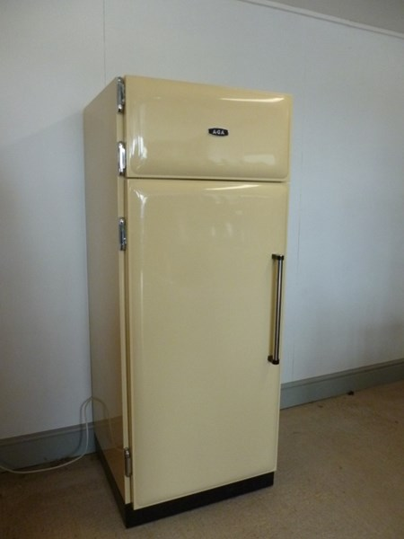 Genuine Aga Upright Fridge