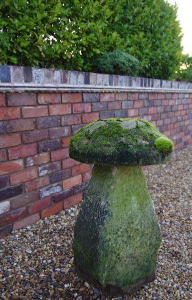 Antique Garden Staddle Stone