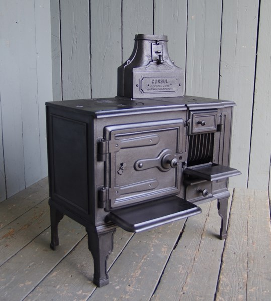 Consul Antique Reclaimed Kitchen Range or Stove