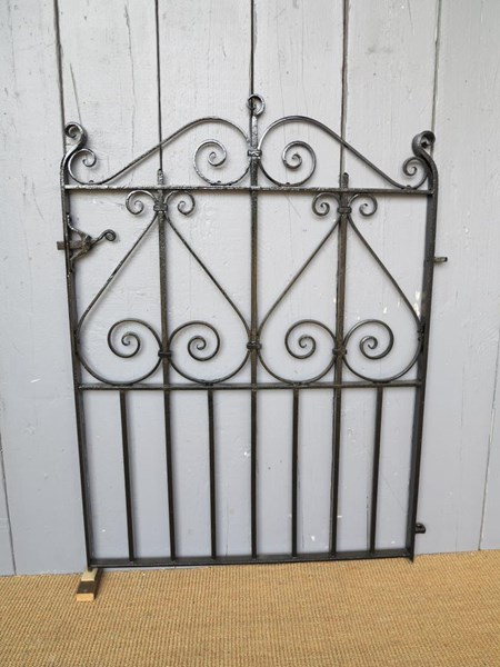 Primary Image - Wrought Iron Pedestrian Gate