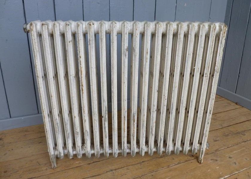 Old Salvaged Cast Iron Radiators