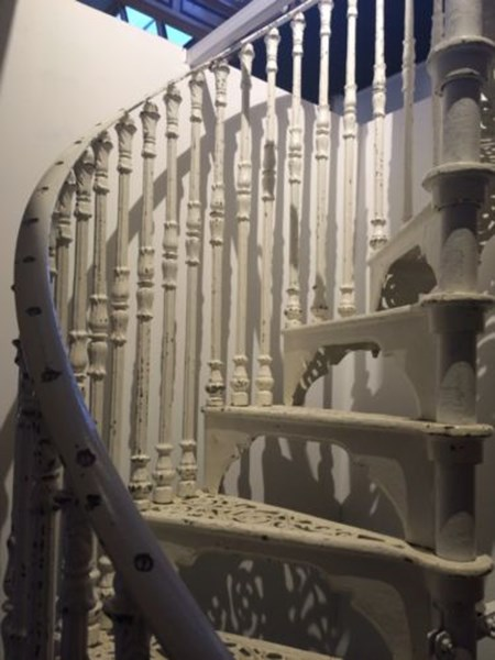 Primary Image - Cast Iron Safety Stairways Spiral Staircase