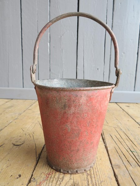 Primary Image - Antique Fire Water Bucket