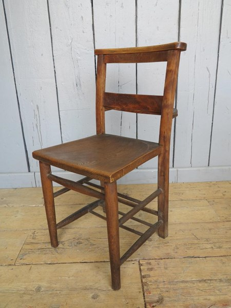 Primary Image - Antique Church Chairs
