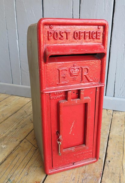 Primary Image - Original Royal Mail Arch Back Post Box