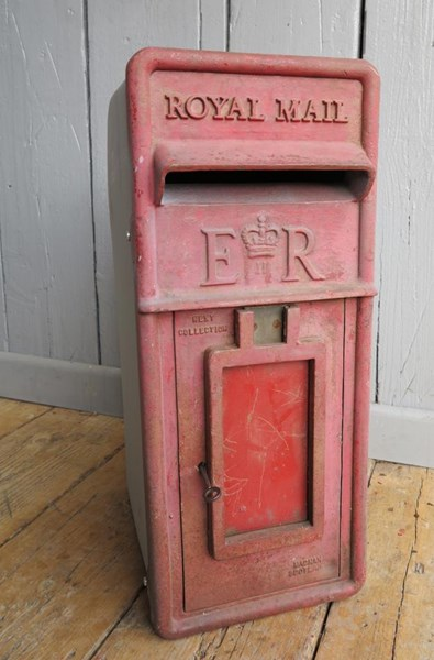 Primary Image - Royal Mail Post Office Arch Back Original Post Box