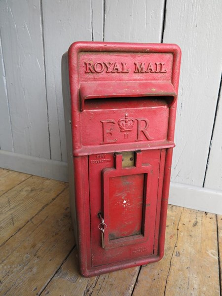Primary Image - Royal Mail Post Office Arch Back Post Box
