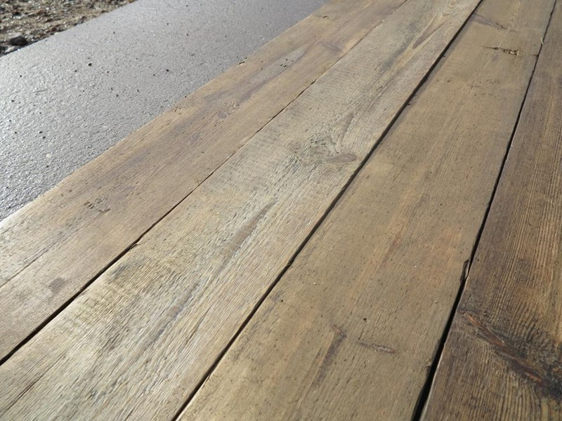 Primary Image - Antique Pine Re Sawn Square Edged Floorboards