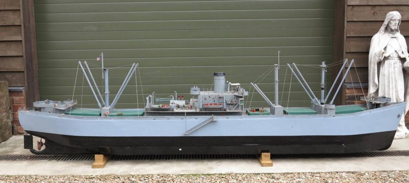 Primary Image - Remote Controlled Liberty Warship