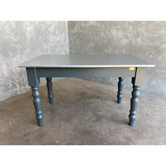 20mm Thick Zinc Top Table