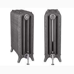 4 Column Ribbon Cast Iron Radiator