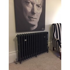 4 Column Victorian Cast Iron Radiators