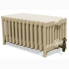 9 Column Cast Iron Victorian Radiator