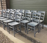 Antique Church Chairs For Sale