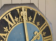 Antique Garden Wall Mounted Clock Faces