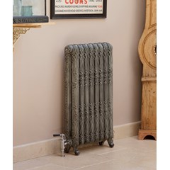 Antiqued Finish Carron Cast Iron Radiator
