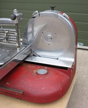 Berkel and Parnalls Bacon Slicer Machine At UKAA