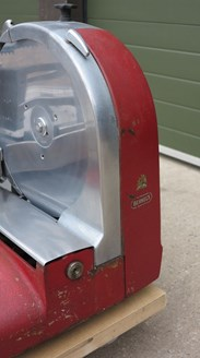 Berkel and Parnalls Original Retro Metal Slicer