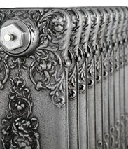Bespoke and made to measure Verona new cast iron radiators - Traditional