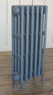 Bespoke Designer Victorian 4 Column Tall Cast Iron Radiators