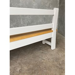 Bespoke Made Benches With Backs