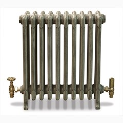 Brass Manual Cast Iron Radiator Valves
