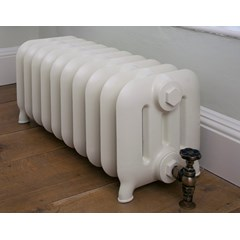 Buttermilk Finish Duchess Style Radiator