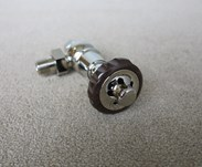 Buy Buckingham Style Nickel Finish Valves at UKAA