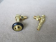 Buy Real Wooden Head Buckingham Valves