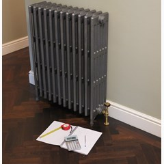 Carron 6 Column Cast Iron Radiator