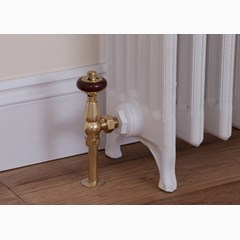 Carron Kingsgrove Cast Iron Radiator Valves