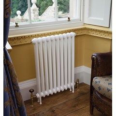 Carron Narrow Eton Radiator Installed
