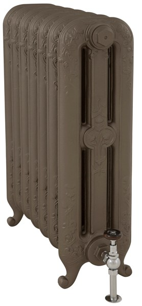 Carron Thistle Cast Iron Radiator 7 Sections Long and 785mm Tall