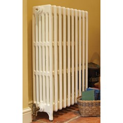 Carron Victorian 6 Column Cast Iron Radiator