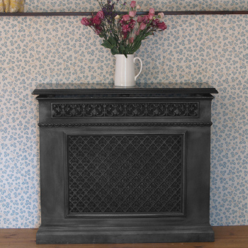 Reclaimed, salvaged and new cast iron radiator covers