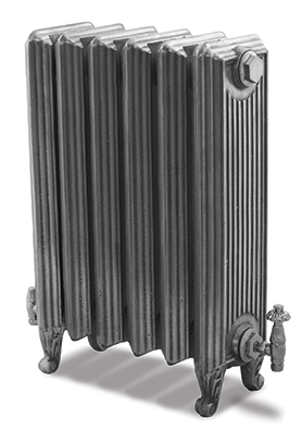 Churchill 670mm Tall Cast Iron Radiator