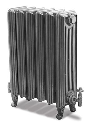 Churchill 670mm Tall Cast Iron Radiator
