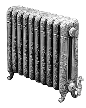Daisy 595mm Tall Cast Iron Radiator