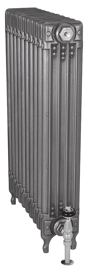 Deco 585mm Tall Cast Iron Radiator