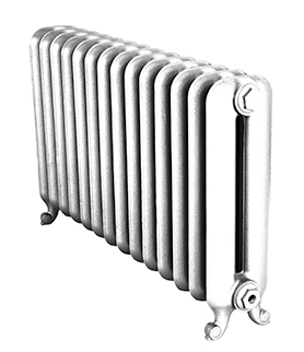 Duchess 590mm Tall Cast Iron Radiator